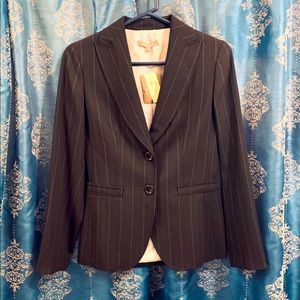 NWT Ann Taylor Black Blazer Size 2